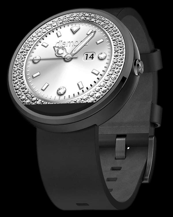 Diamond Collection – Watch Face