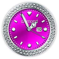 Diamond Collection - Watch Face Pink