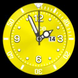 nice Collection - Watch Face Yellow
