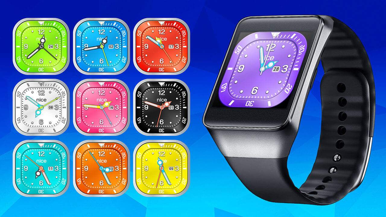 nice Collection – Watch Face Screenshot