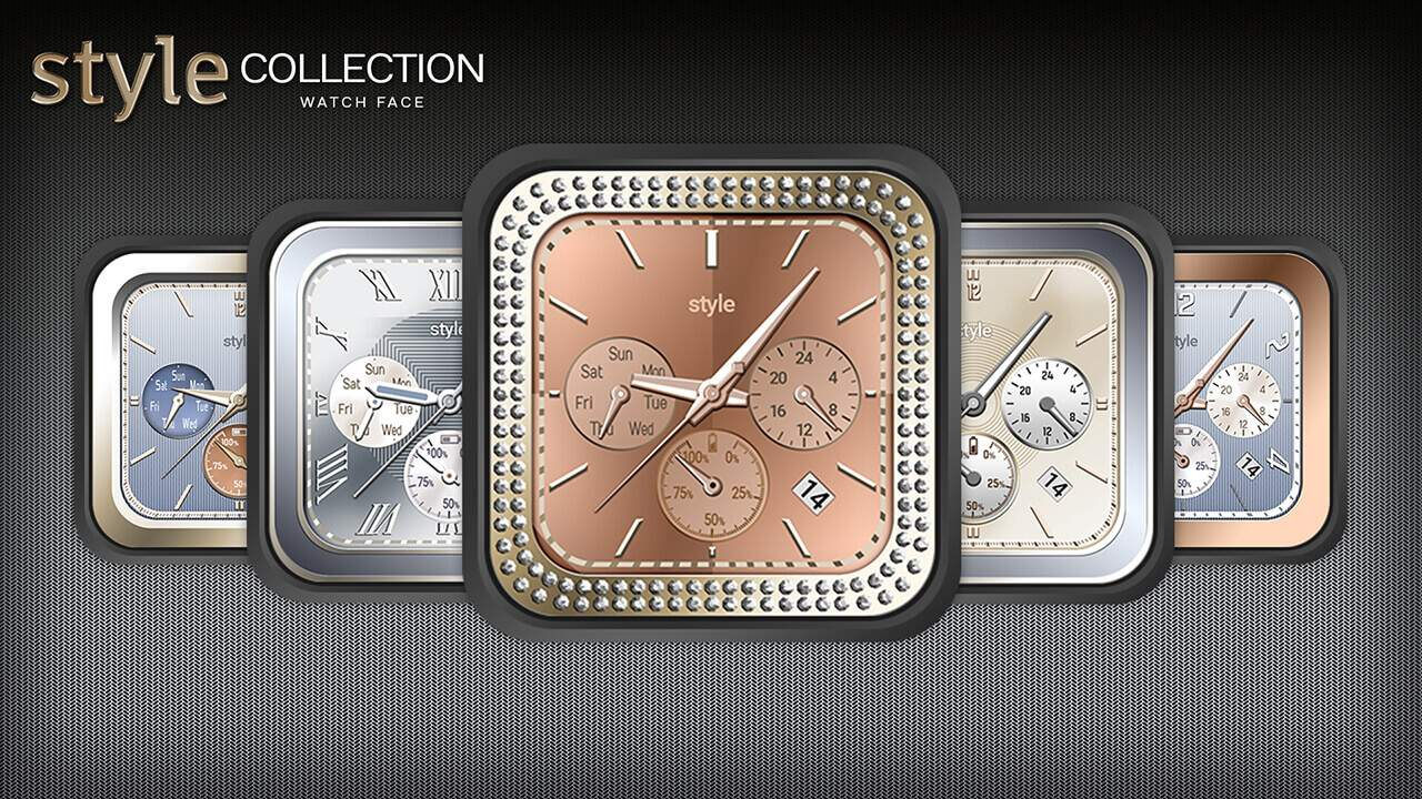 style Collection – Watch Screenshot