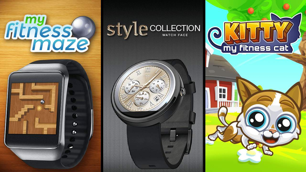 New Games for Android Wear