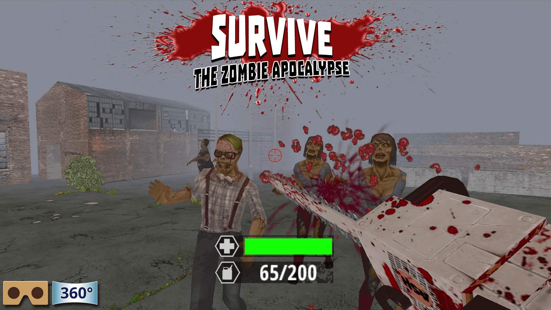 I Slay Zombies - VR Shooter Screenshot 01