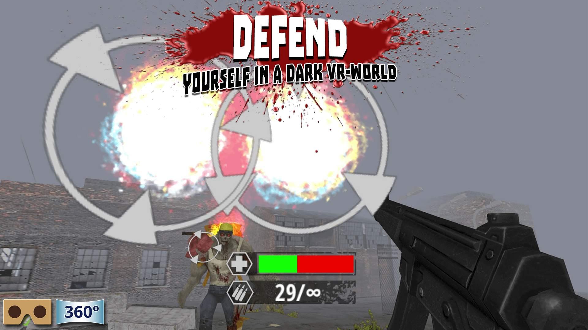 I Slay Zombies - VR Shooter Screenshot 02