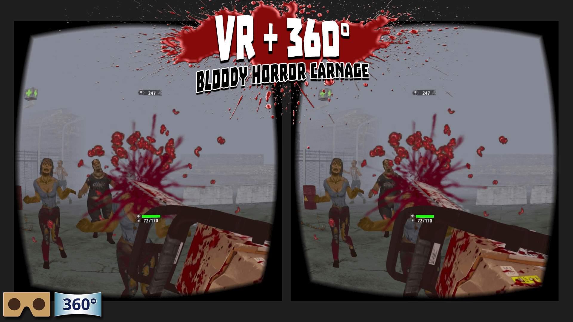 I Slay Zombies - VR Shooter Screenshot 03