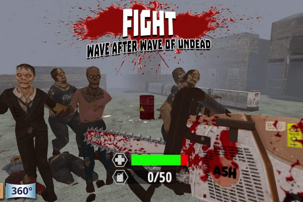 I Slay Zombies - VR Shooter Screenshot 04