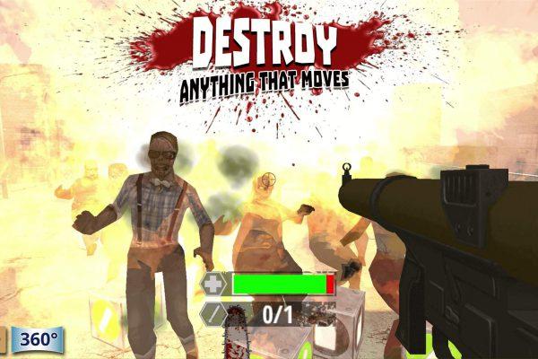 I Slay Zombies - VR Shooter Screenshot 06