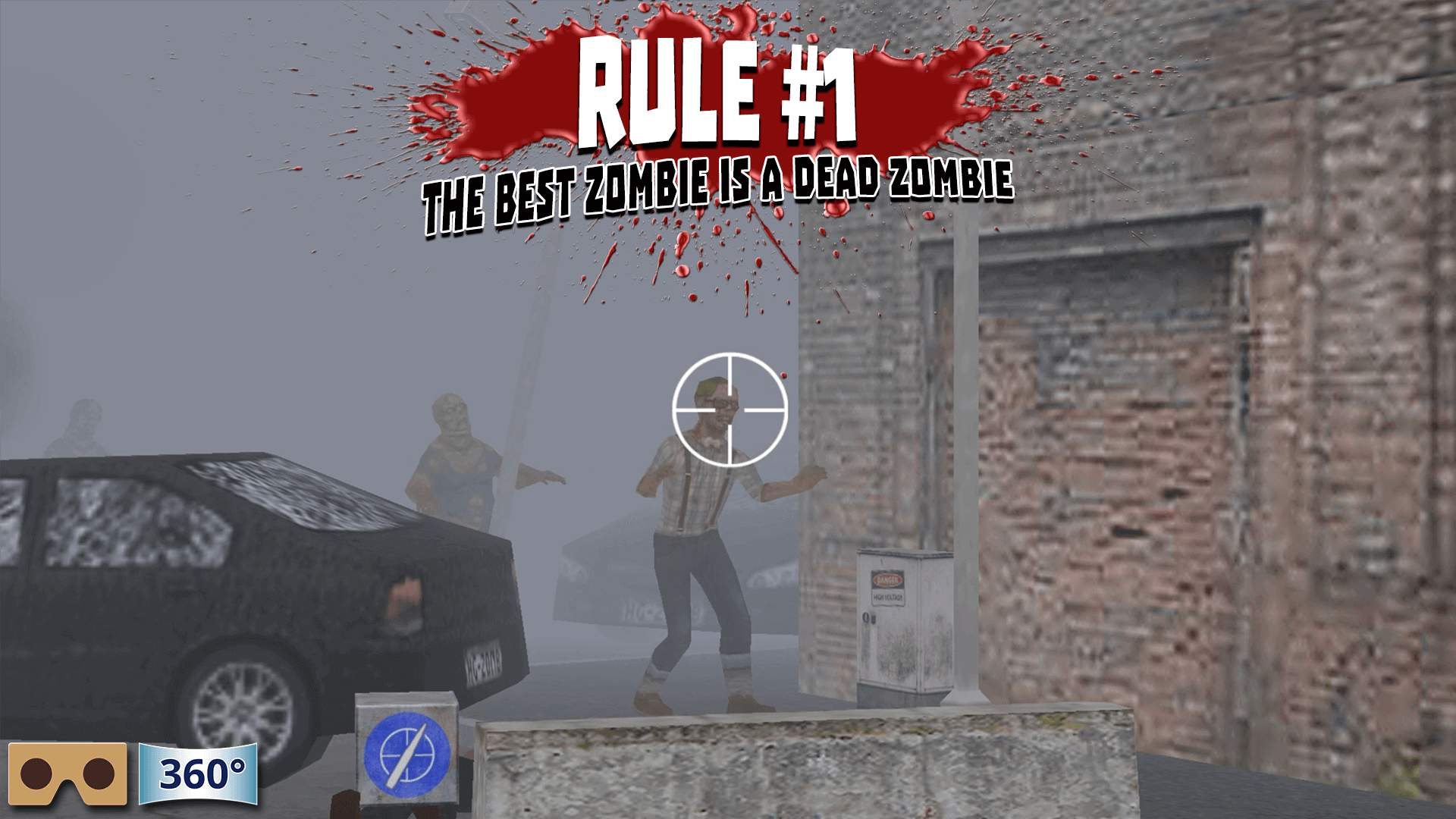 I Slay Zombies - VR Shooter Screenshot 07