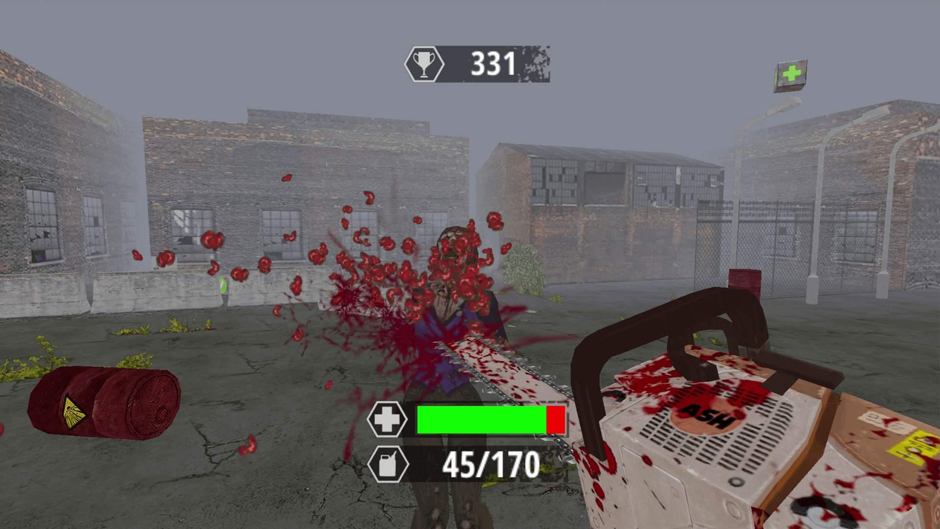 I Slay Zombies - VR Shooter Screenshot 08