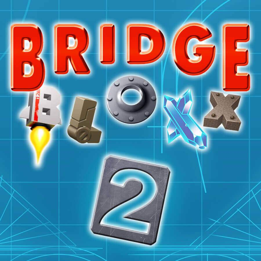 Bridge Bloxx 2 Game Banner