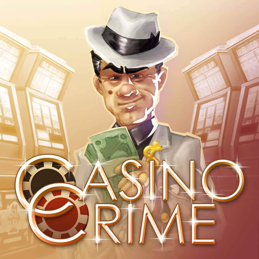 Casino Crime Game Banner