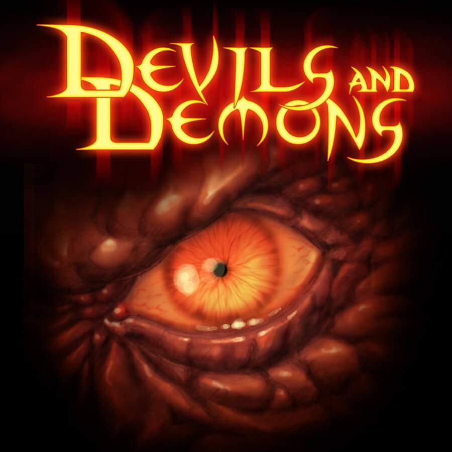 Devils And Demons Game Banner