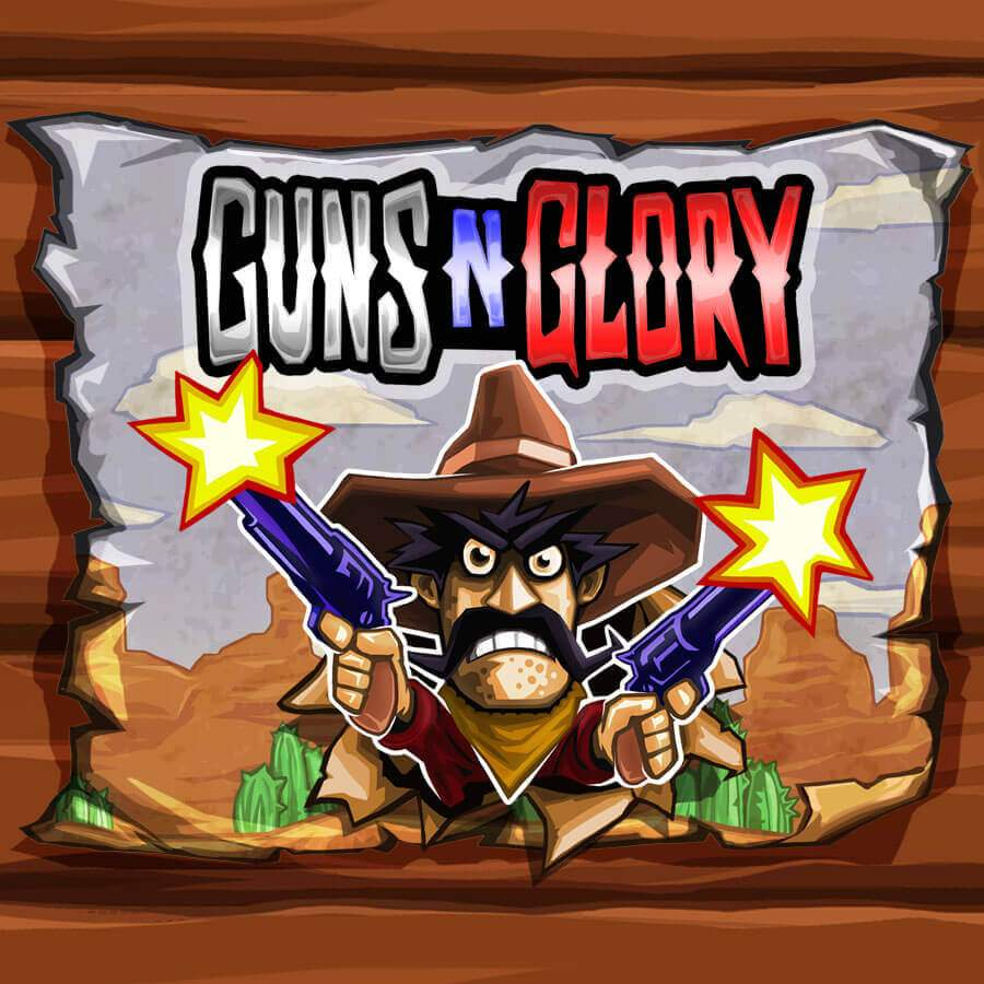 Guns 'n' Glory Game Banner