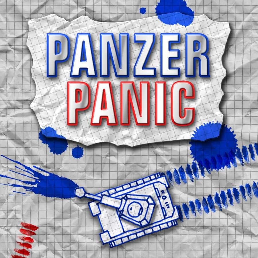 Panzer Panic Game Banner