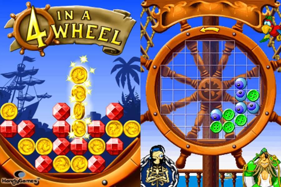 4 In A Wheel Screenshot
