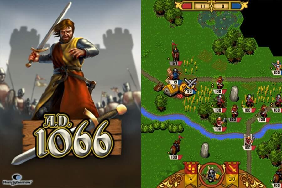 AD 1066 Screenshot