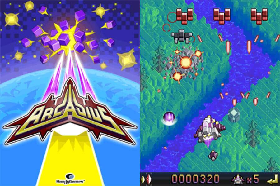 Arcadius Screenshots