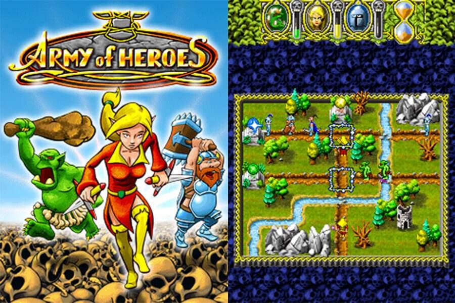 Army Of Heroes Screenshots
