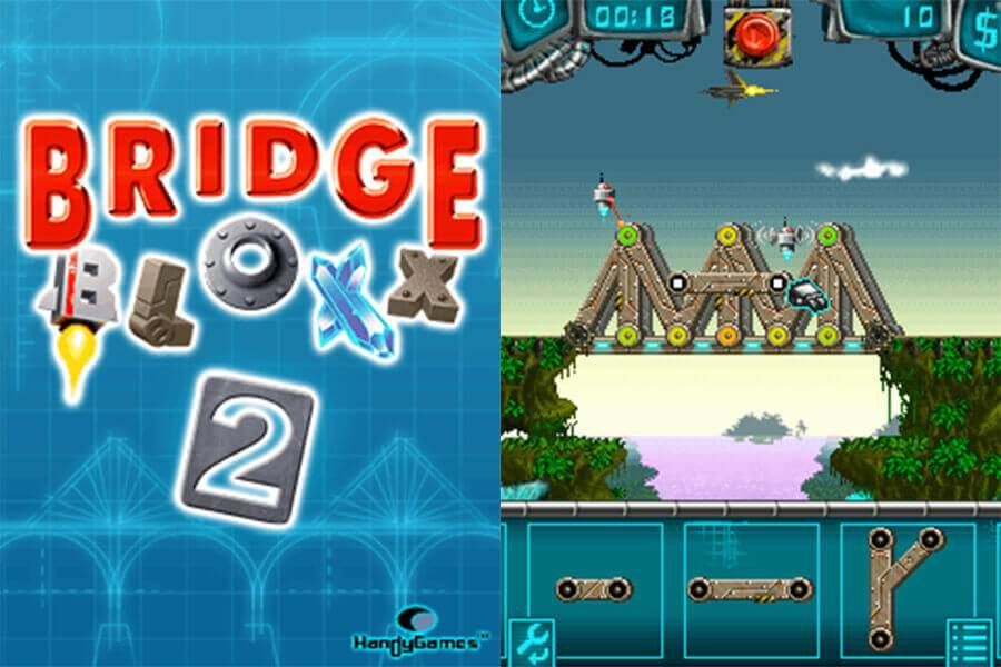 Bridge Bloxx 2 Screenshots