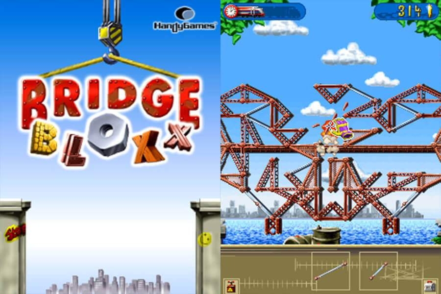 Bridge Bloxx Screenshots
