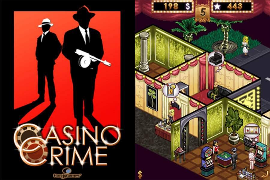 Casino Crime Screenshots
