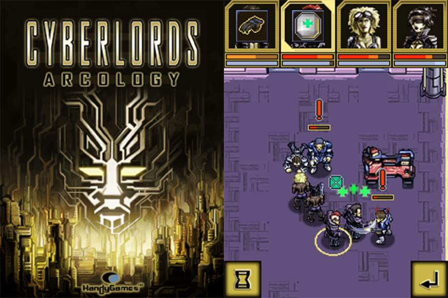 Cyberlords Screenshots