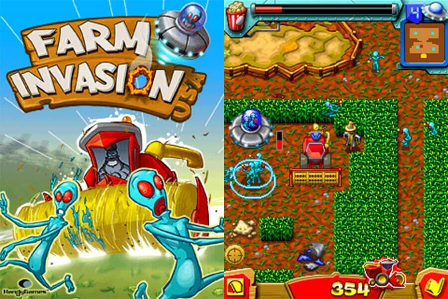 Farm Invasion USA Screenshots