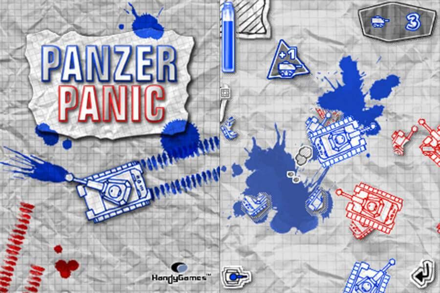 Panzer Panic Screenshots