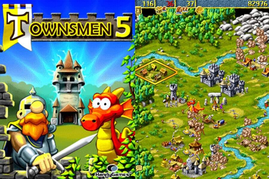 Townsmen 5 Screenshots
