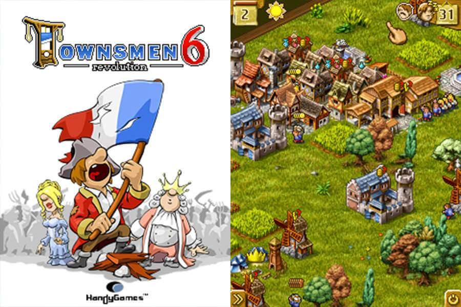 Townsmen 6 Screenshots