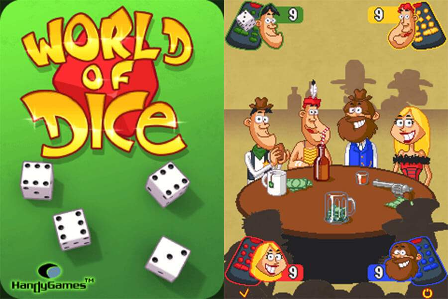 World Of Dice Screenshots