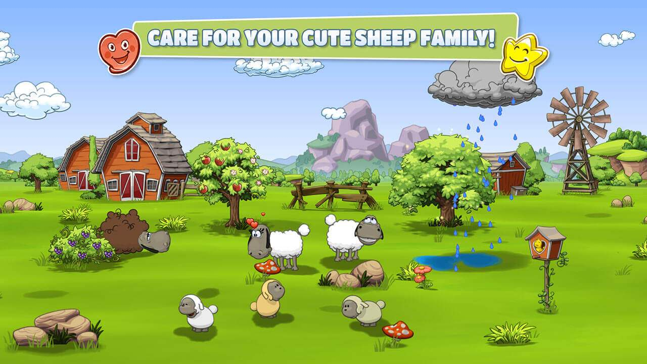 Clouds And Sheep 2 Screenshot 01