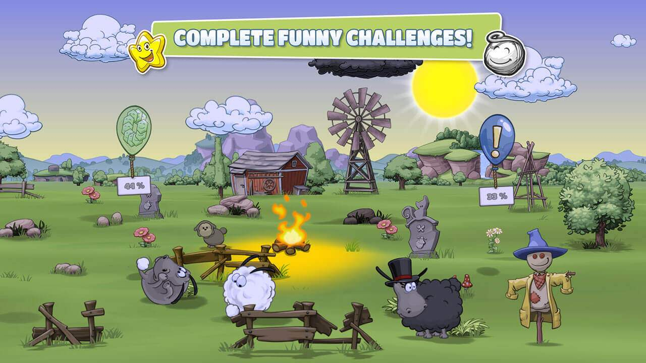 Clouds And Sheep 2 Screenshot 04