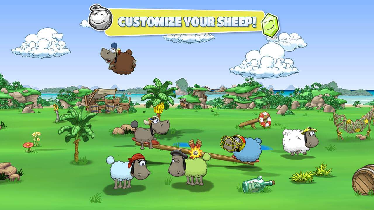 Clouds And Sheep 2 Screenshot 06