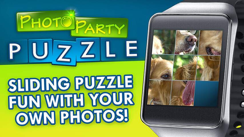 Photo Party Puzzle Screenshot 01