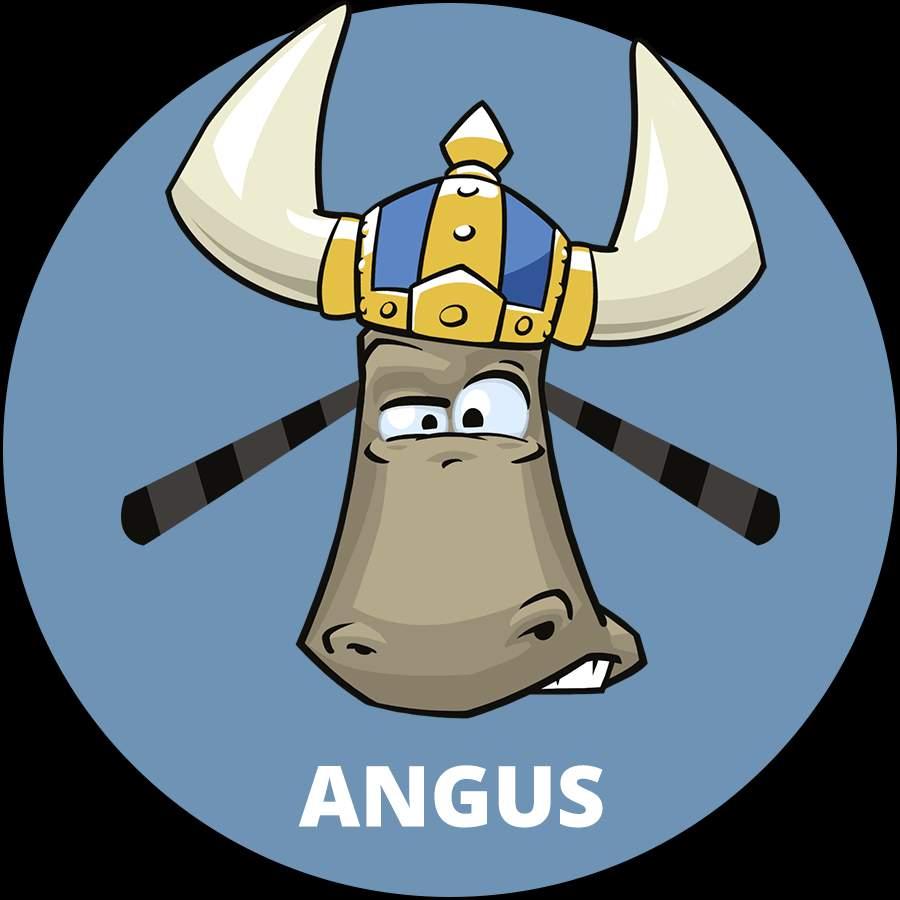 Clouds & Sheep 2 Papercraft Angus