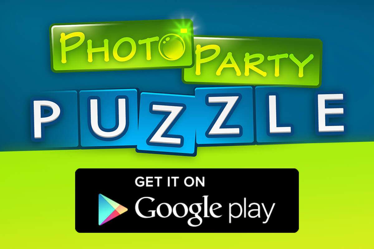 Photo Party Puzzle Release