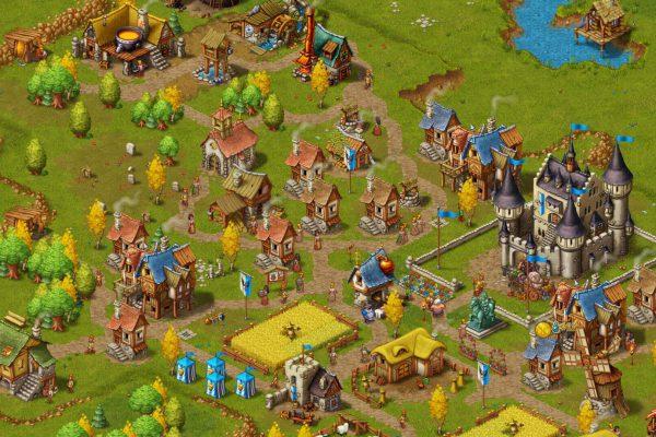 Townsmen ingame Screenshot 02