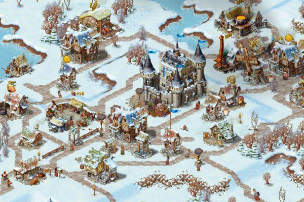 Townsmen ingame Screenshot 03