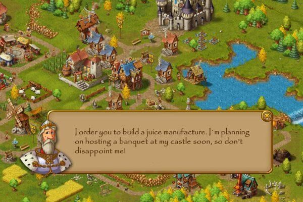 Townsmen ingame Screenshot 04