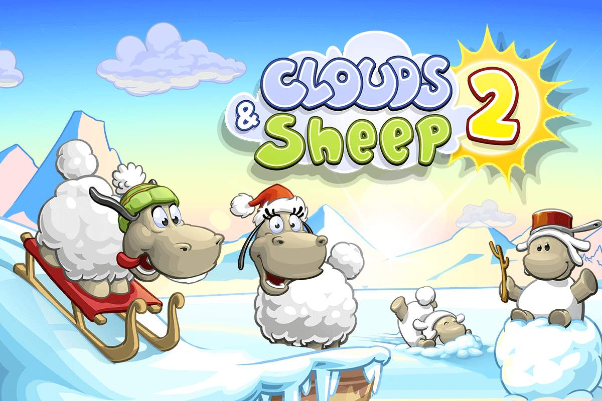 Clouds & Sheep 2 Winter Update