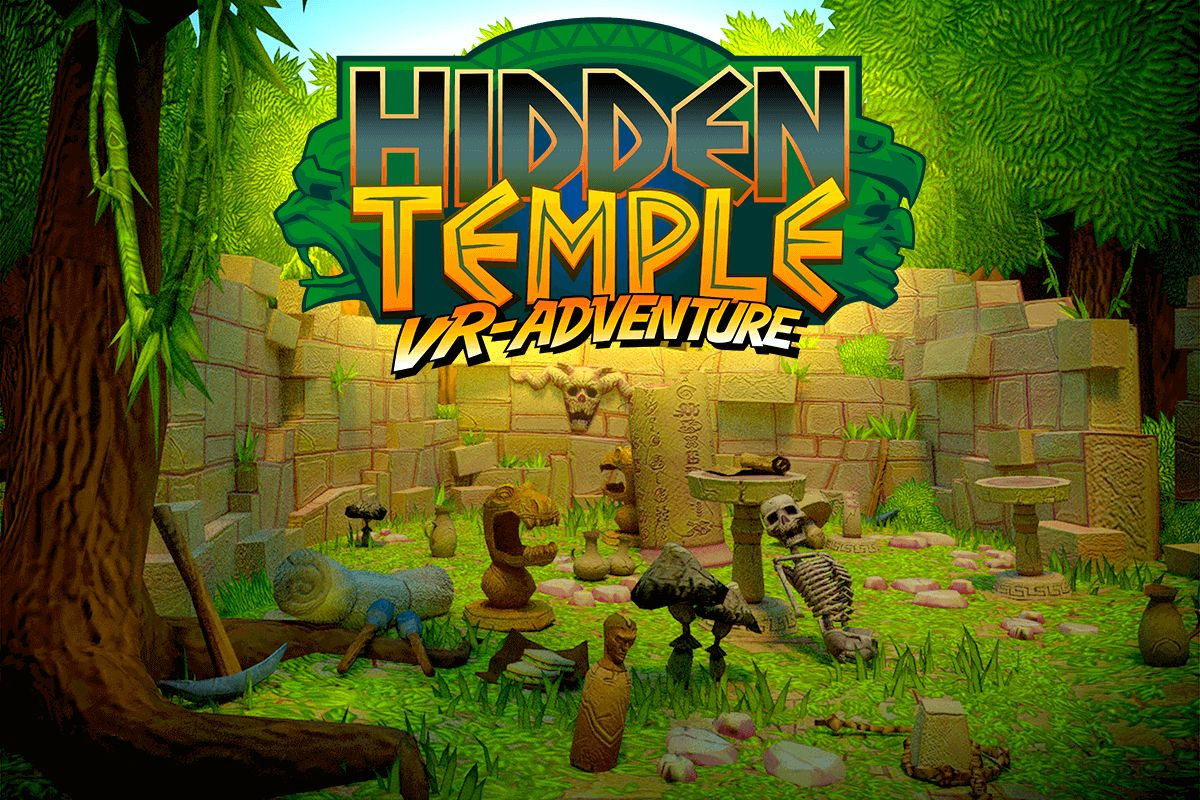 Hidden Temple – VR Adventure available on Gear VR