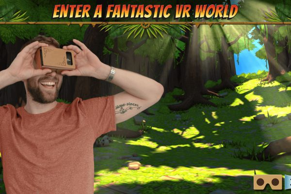 Hidden Temple – VR Adventure Screenshot 01 EN