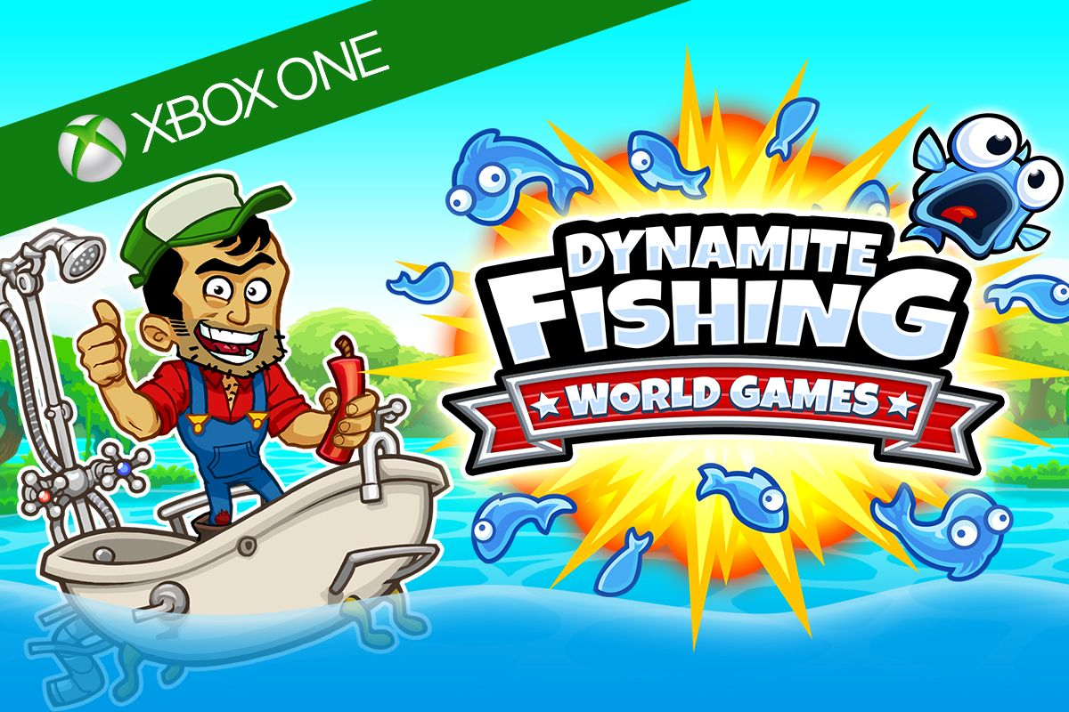 Dynamite Fishing World Game XBox One