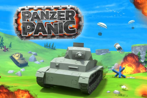 Panzer Panic release news vr action tank multiplayer