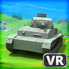 Icon Panzer Panic VR - WW2 tank game big