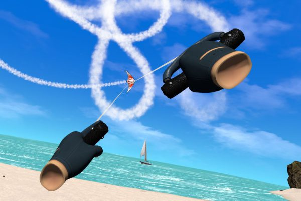 Stunt Kite Masters VR Screenshot 05