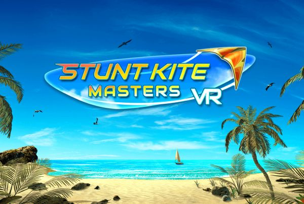 Stunt Kite Masters VR News Banner