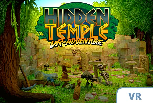 Hidden Temple – VR Adventure Featured Image