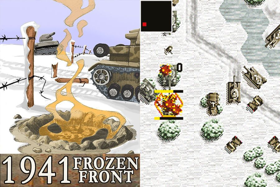 1941 Frozen Front Screenshots